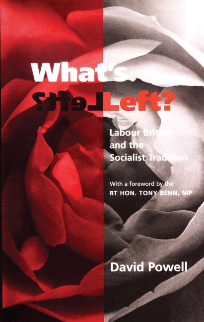 What's Left? als Buch