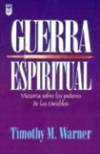 Guerra Espiritual: Spiritual Warfare als Taschenbuch