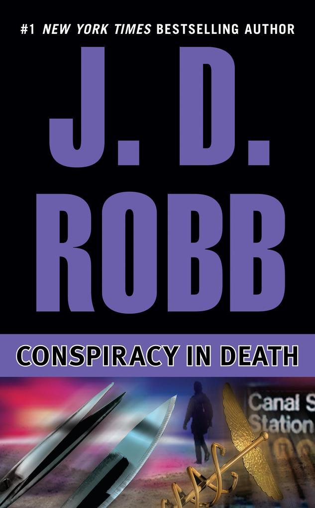 Conspiracy in Death als Taschenbuch