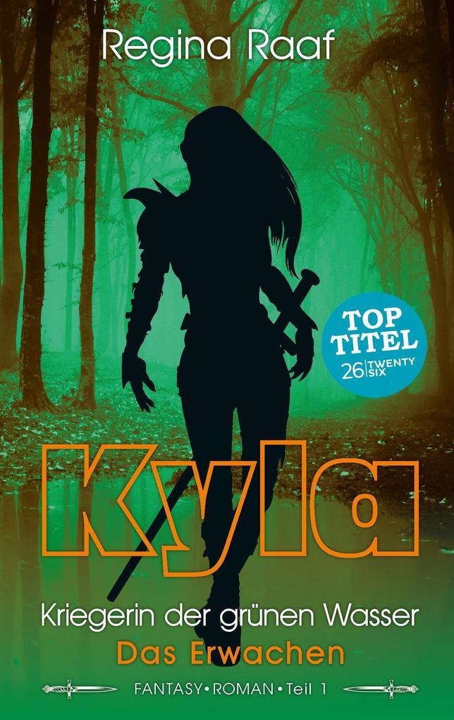 Kyla - Kriegerin der grünen Wasser als Buch