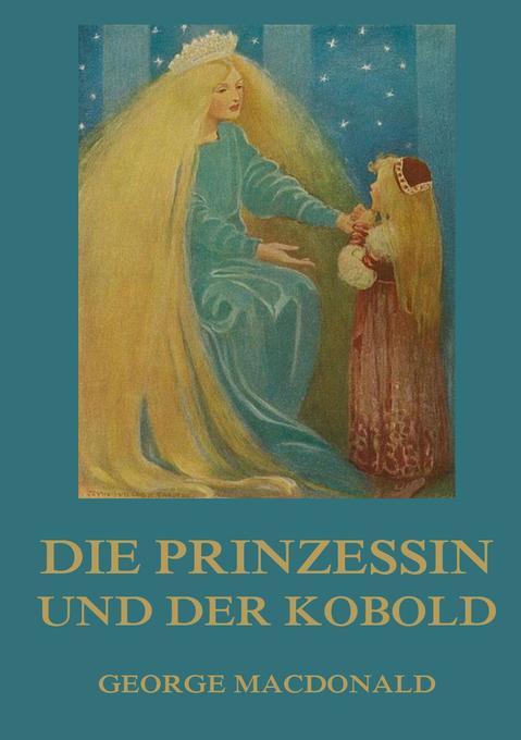 Die Prinzessin und der Kobold als Buch