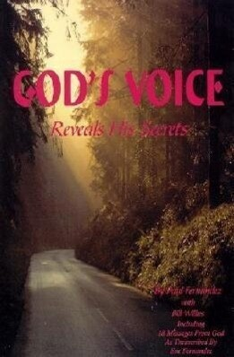 God's Voice: Reveals His Secrets als Taschenbuch