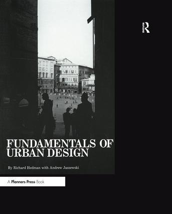 Fundamentals of Urban Design als Taschenbuch