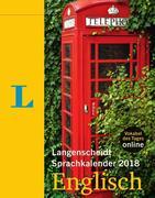 Langenscheidt Sprachkalender 2018 Englisch Abreißkalender