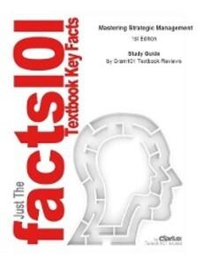 Mastering Strategic Management als eBook Downlo...