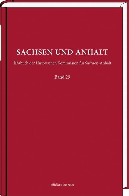 Sachsen und Anhalt. Bd.29 als Buch von