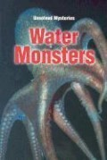 Steck-Vaughn Unsolved Mysteries: Student Reader Water Monsters, Story Book