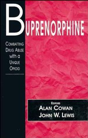 Buprenorphine: Combatting Drug Abuse with a Unique Opioid als Buch