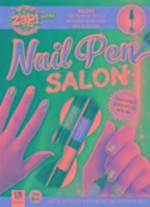 Zap! Extra Nail Pen Salon als Buch (gebunden)