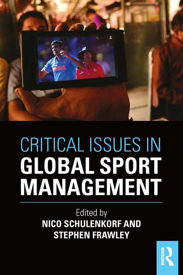 Critical Issues in Global Sport Management als ...