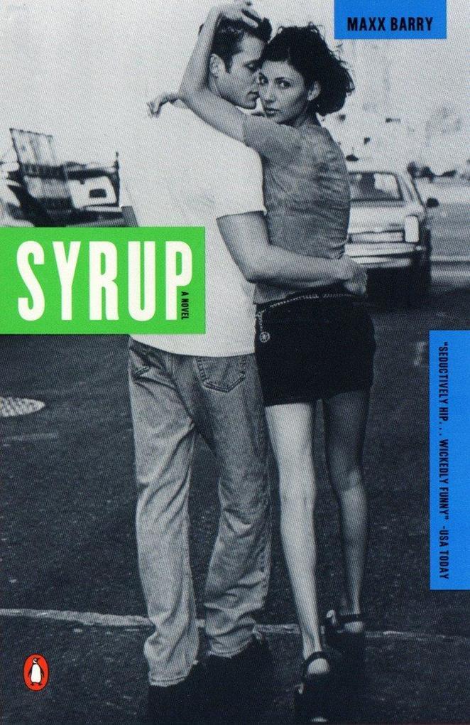 Syrup als Taschenbuch