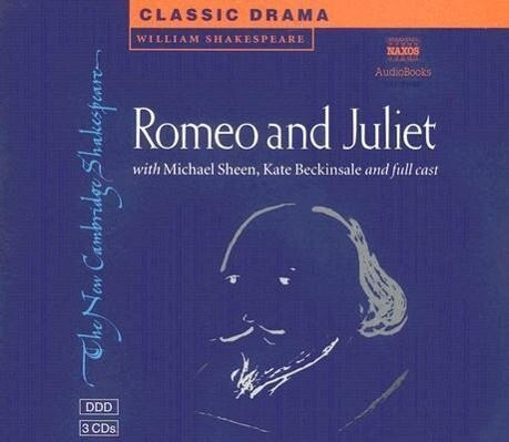 Romeo and Juliet 3 Audio CD Set als Hörbuch