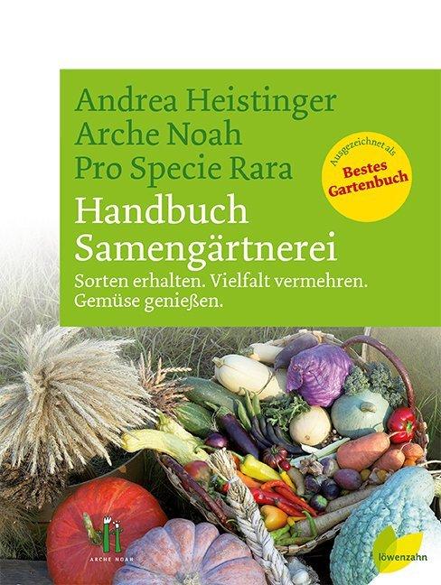 Handbuch Samengärtnerei als Buch