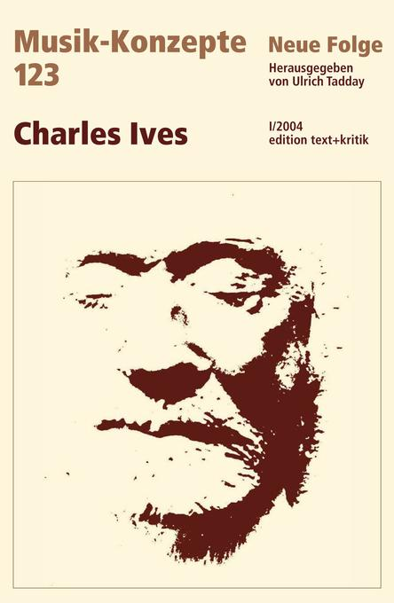 Charles Ives als Buch