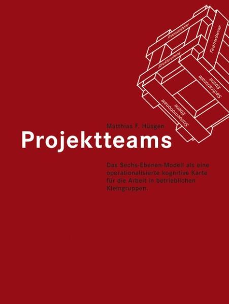 Projektteams als Buch