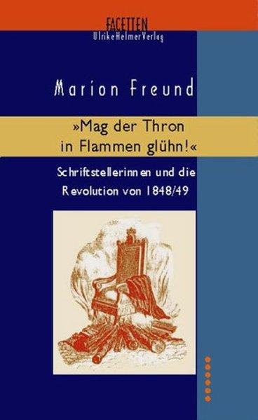 """""""Mag der Thron in Flammen glühn!"""" als Buch"""