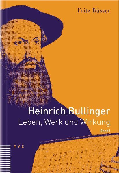 Heinrich Bullinger 1 als Buch