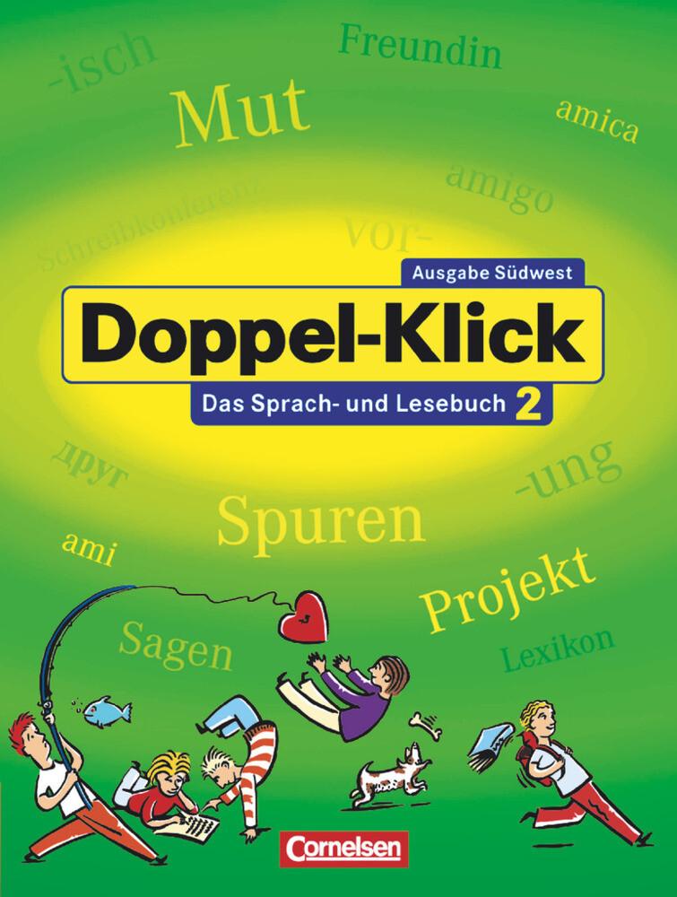 Doppel-Klick - Südwest. 6. Schuljahr. Schülerbuch als Buch