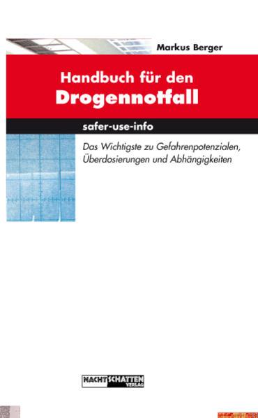 Handbuch für den Drogennotfall als Buch