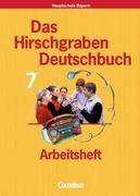 Das Hirschgraben Sprachbuch 7. Arbeitsheft. Neu. Bayern