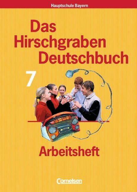 Das Hirschgraben Sprachbuch 7. Arbeitsheft. Neu. Bayern als Buch