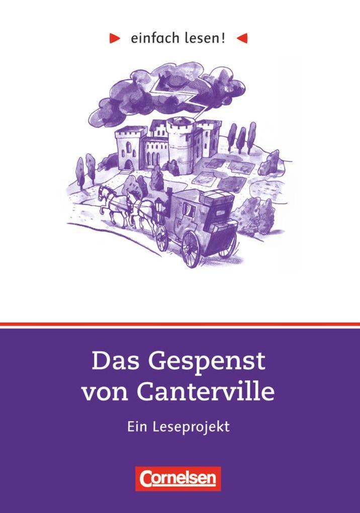 einfach lesen! Das Gespenst von Canterville. Aufgaben und Übungen als Buch