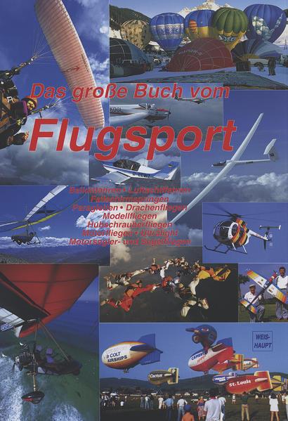 Das große Buch vom Flugsport als Buch