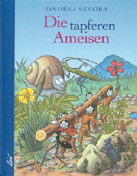 Die tapferen Ameisen als Buch