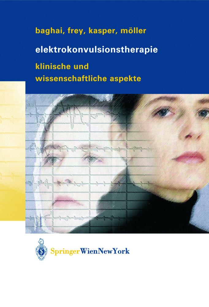 Elektrokonvulsionstherapie als Buch