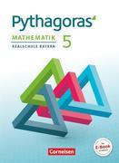 Pythagoras 5. Jahrgangsstufe - Realschule Bayern - Schülerbuch