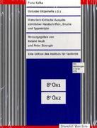 Oxforder Oktavhefte 1 & 2 , 4 Tle. m. CD-ROM