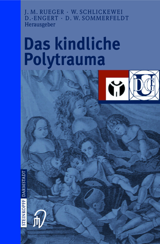 Das kindliche Polytrauma als Buch