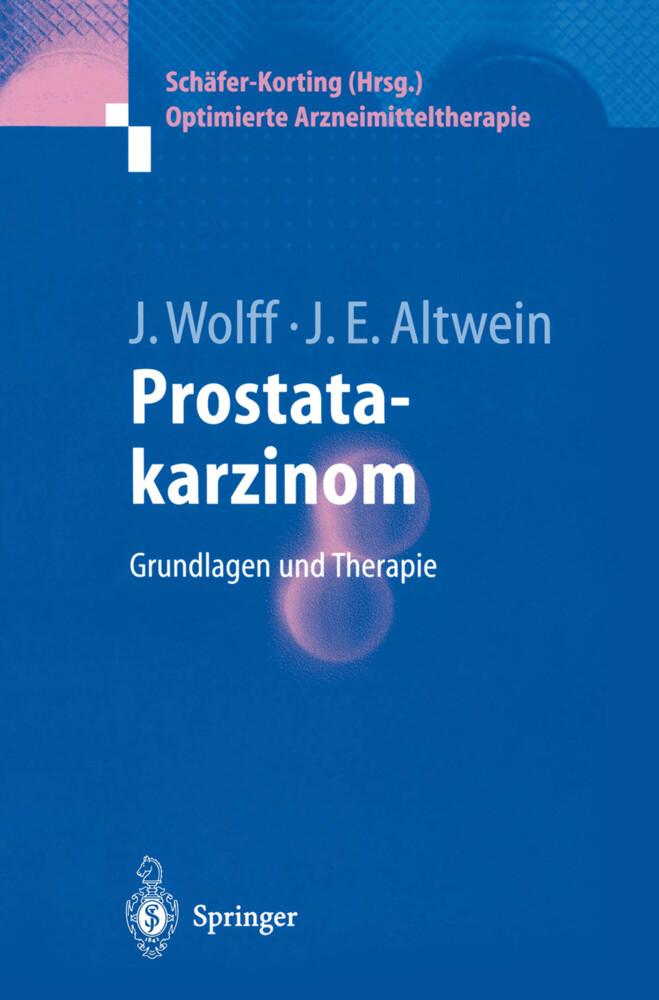 Prostatakarzinom als Buch
