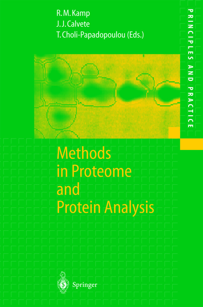 Methods in Proteome and Protein Analysis als Buch