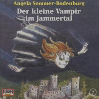 Der kleine Vampir 07. im Jammertal als Hörbuch