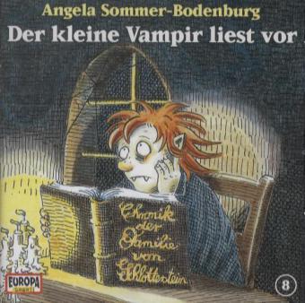 Der kleine Vampir 08 liest vor als Hörbuch