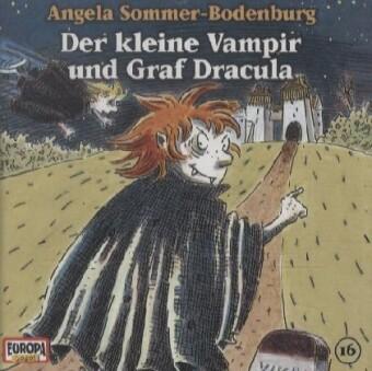 Der kleine Vampir 16 und Graf Dracula als Hörbuch
