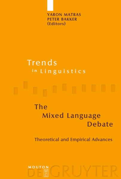 The Mixed Language Debate als Buch