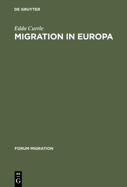 Migration in Europa als Buch
