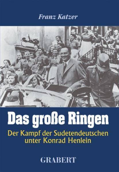 Das grosse Ringen als Buch von Franz Katzer