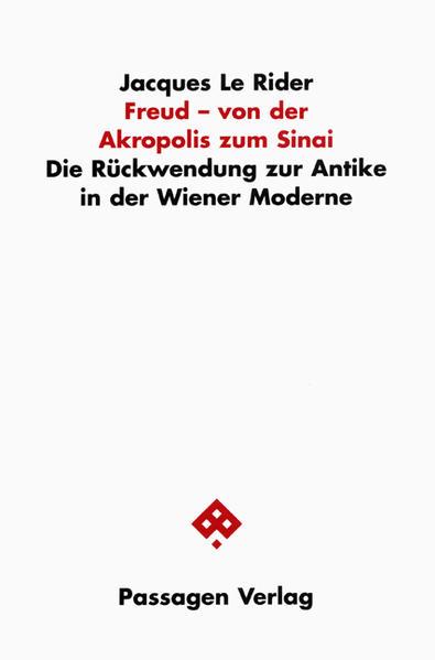 Freud - von der Akropolis zum Sinai als Buch