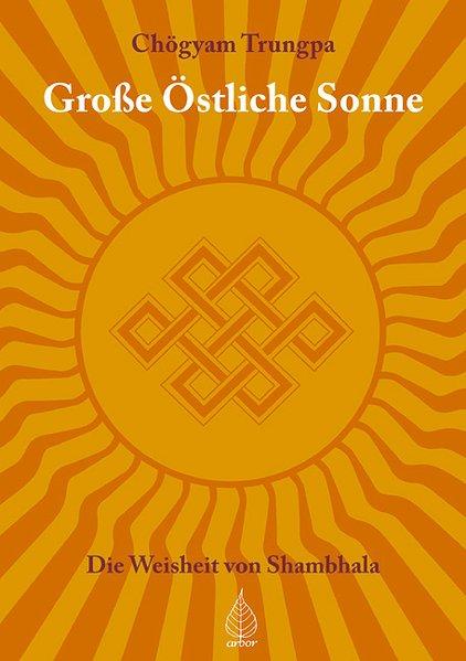 Große östliche Sonne als Buch
