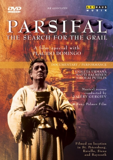 Parsifal-Film Special als DVD