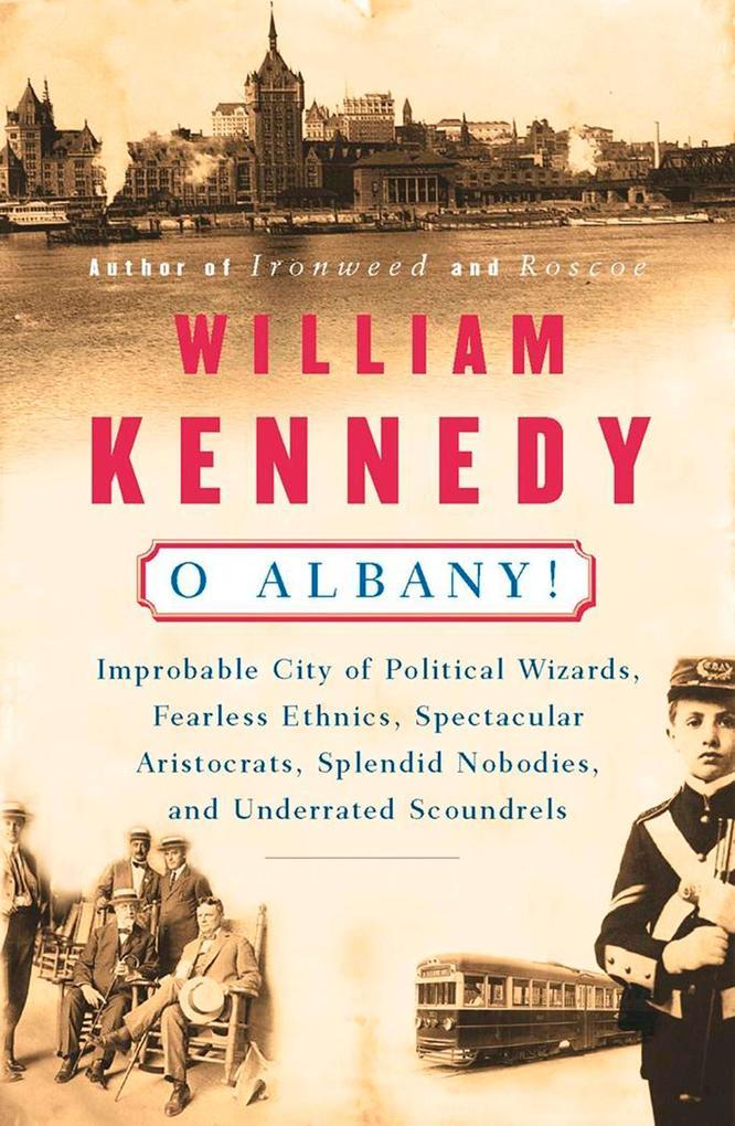 O Albany! als Taschenbuch