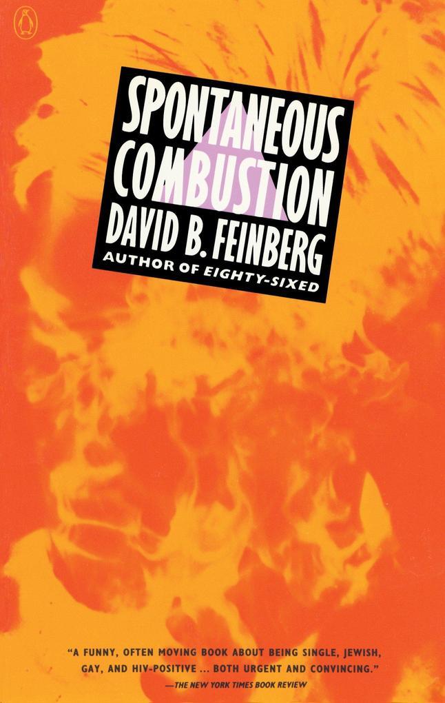 Spontaneous Combustion als Taschenbuch