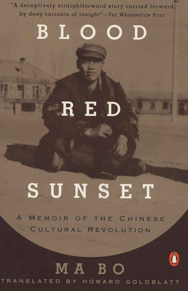 Blood Red Sunset: A Memoir of the Chinese Cultural Revolution als Taschenbuch