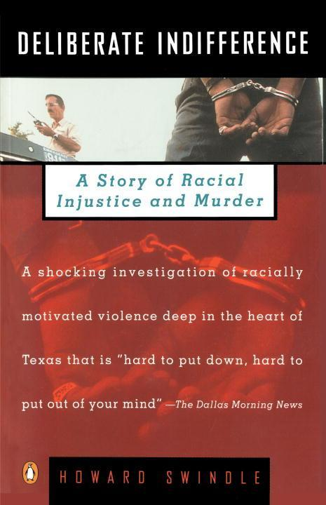 Deliberate Indifference: A Story of Racial Injustice and Murder als Taschenbuch