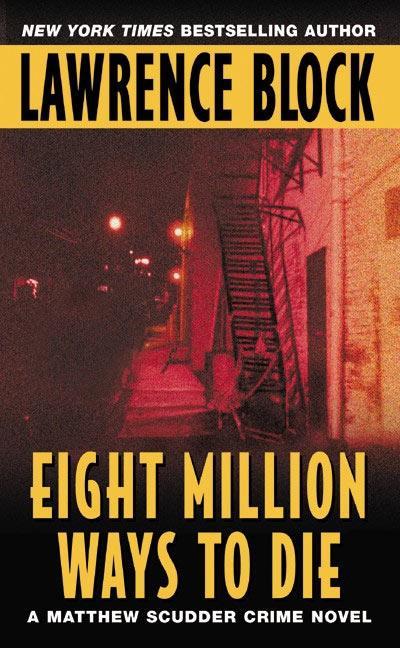 Eight Million Ways to Die als Taschenbuch