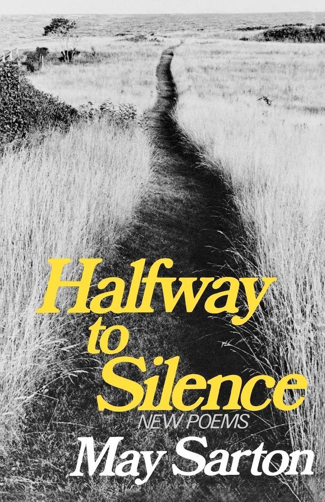 Halfway to Silence: New Poems als Taschenbuch