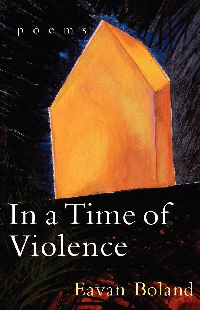 In a Time of Violence: Poems als Taschenbuch